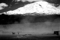 Spring Sandstorm Under Ararat - village of Kani Kork, eastern Turkey (2001)